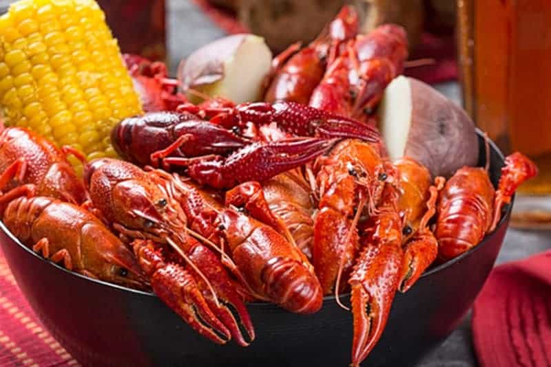Crawfish Time in the Bayou City