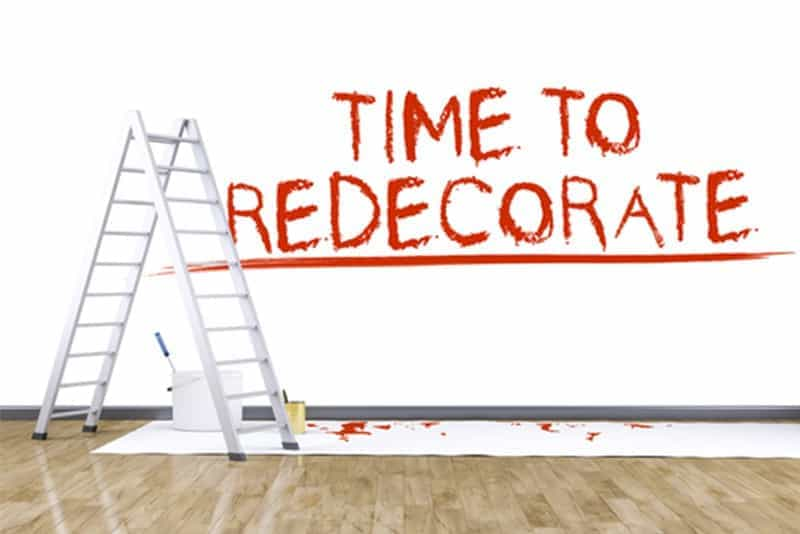 Redecorating on a DIY Budget